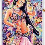 Belly Dancer ~ EvitaWorks