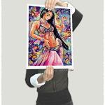 Belly Dancer Page1 ~ EvitaWorks