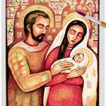 Holy Family ~ EvitaWorks