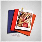Holy Family 2015 Card ~ EvitaWorks