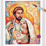 a4 holy family y21 ~ EvitaWorks