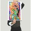 a4 indian dancer y21 a3 ~ EvitaWorks