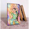 a4 indian dancer y21 bk ~ EvitaWorks