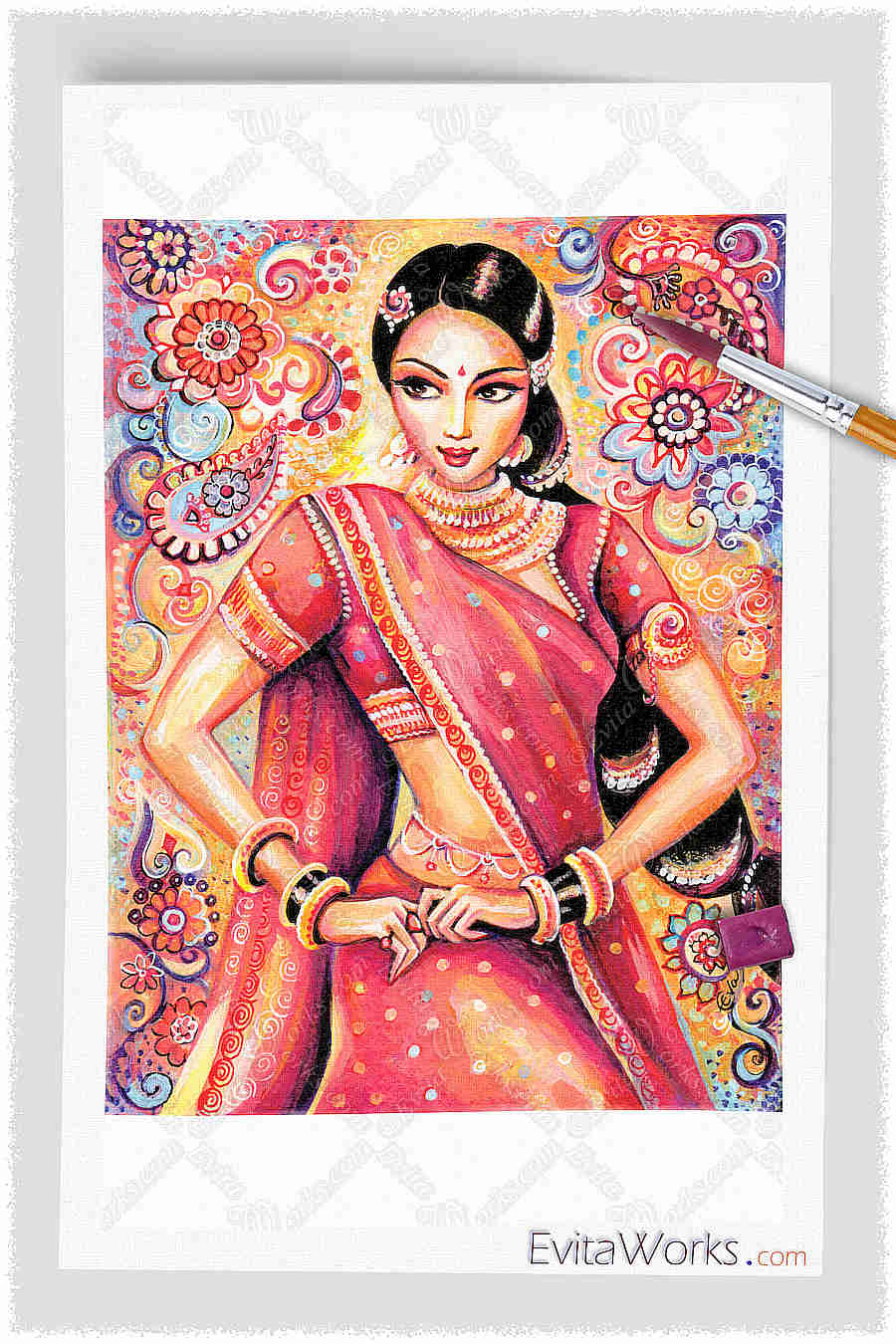 Indian Woman 2017 ~ EvitaWorks