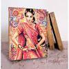 Indian Woman 2017 Block1 ~ EvitaWorks
