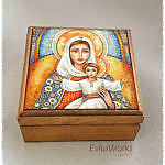 a4 madonna and child y18 bxs ~ EvitaWorks