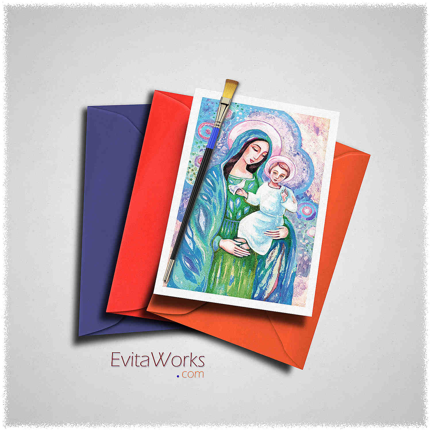 a4 madonna child y16 1 cd ~ EvitaWorks