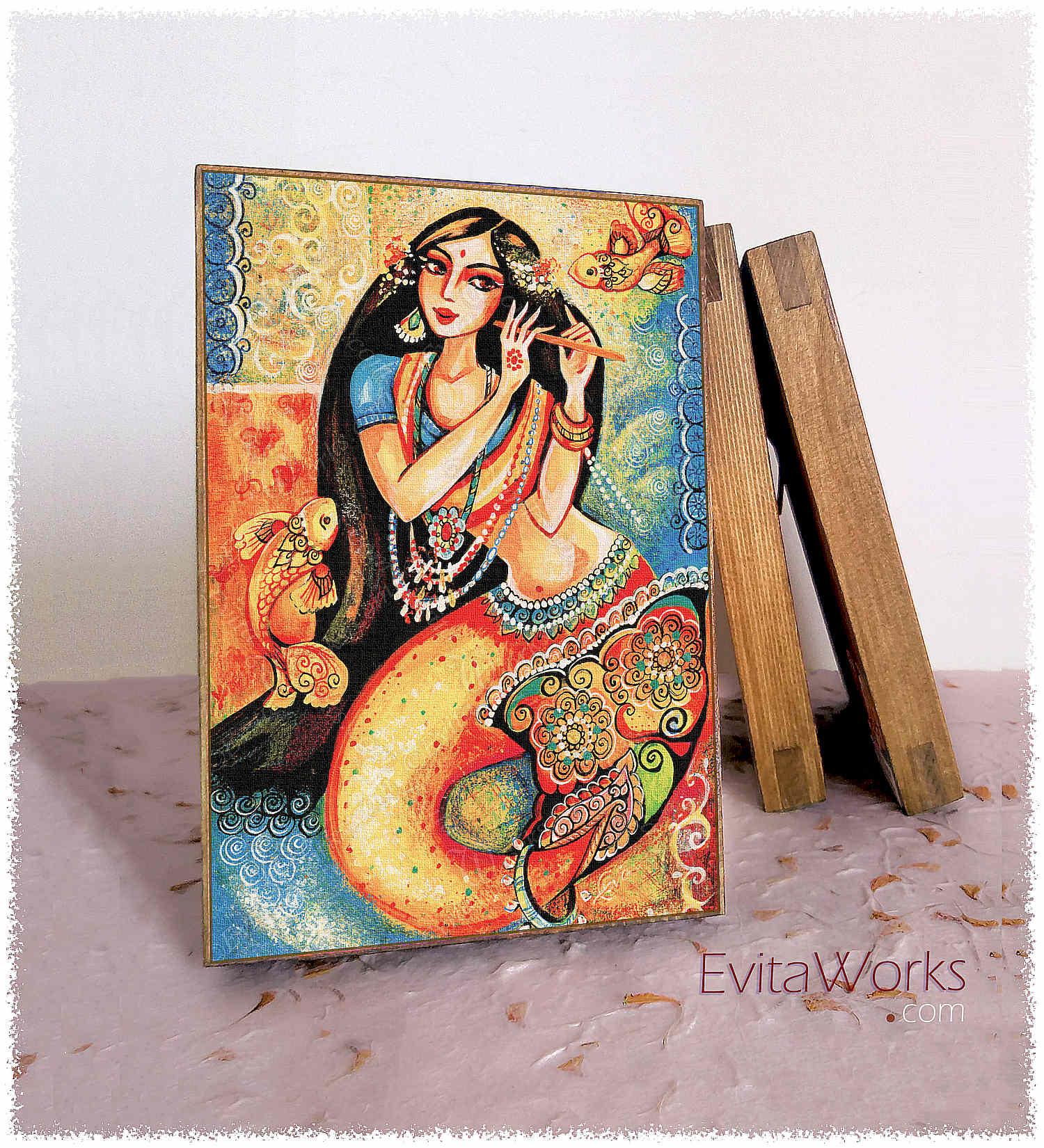 Mermaid Block1 ~ EvitaWorks