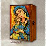 Mother Child 07 Boxlg ~ EvitaWorks
