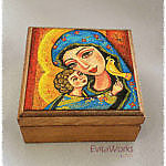 Mother Child 07 Boxsq ~ EvitaWorks