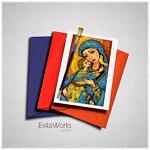 Mother Child 07 Card ~ EvitaWorks