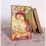 Mother Child 08 Block1 ~ EvitaWorks