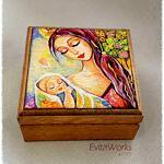 Mother Child 08 Boxsq ~ EvitaWorks
