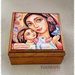 Mother Child 10 Boxsq ~ EvitaWorks
