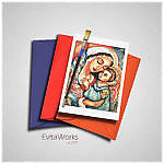 Mother Child 12 Card ~ EvitaWorks