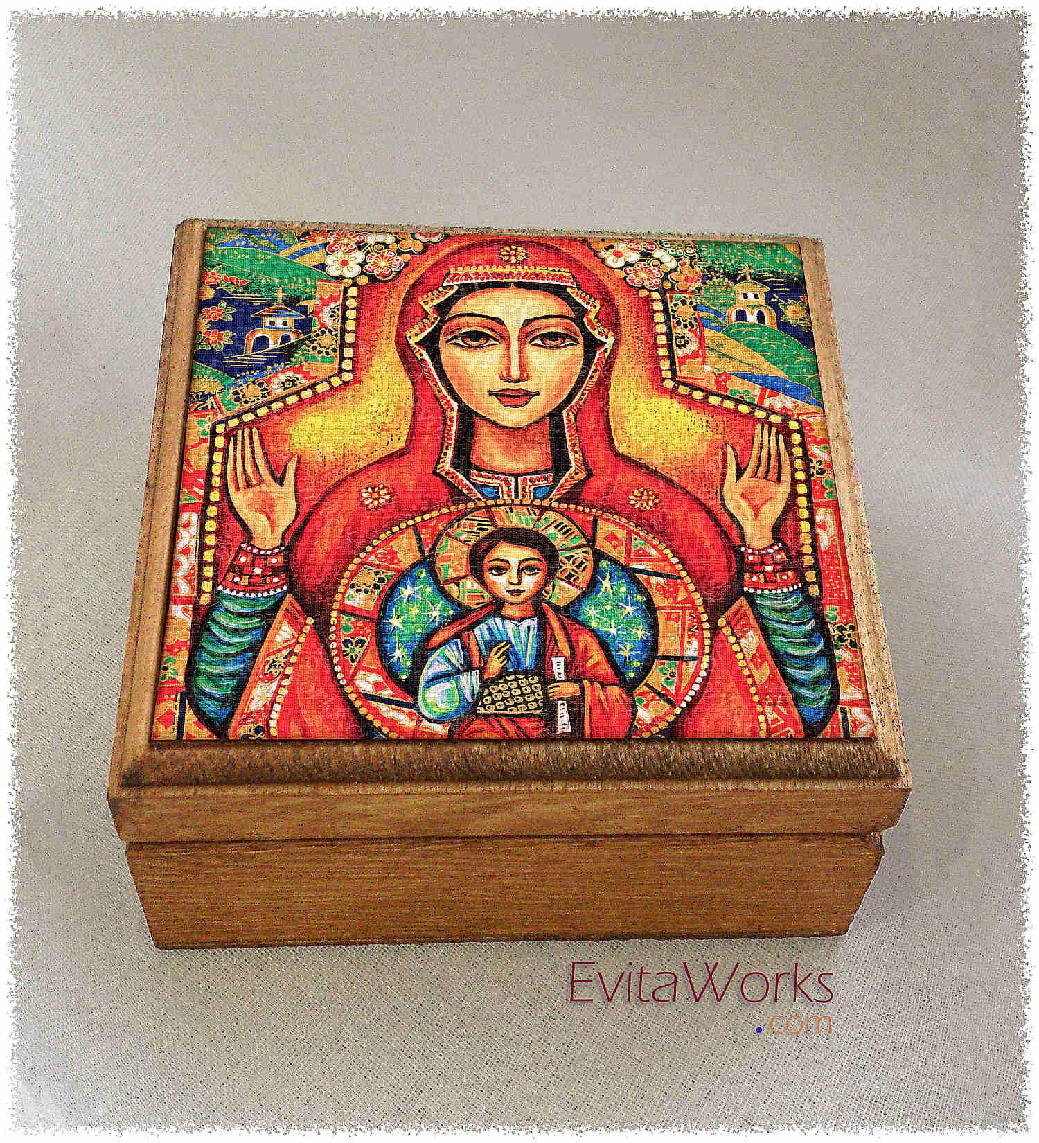 Mother Child 13 Boxsq ~ EvitaWorks