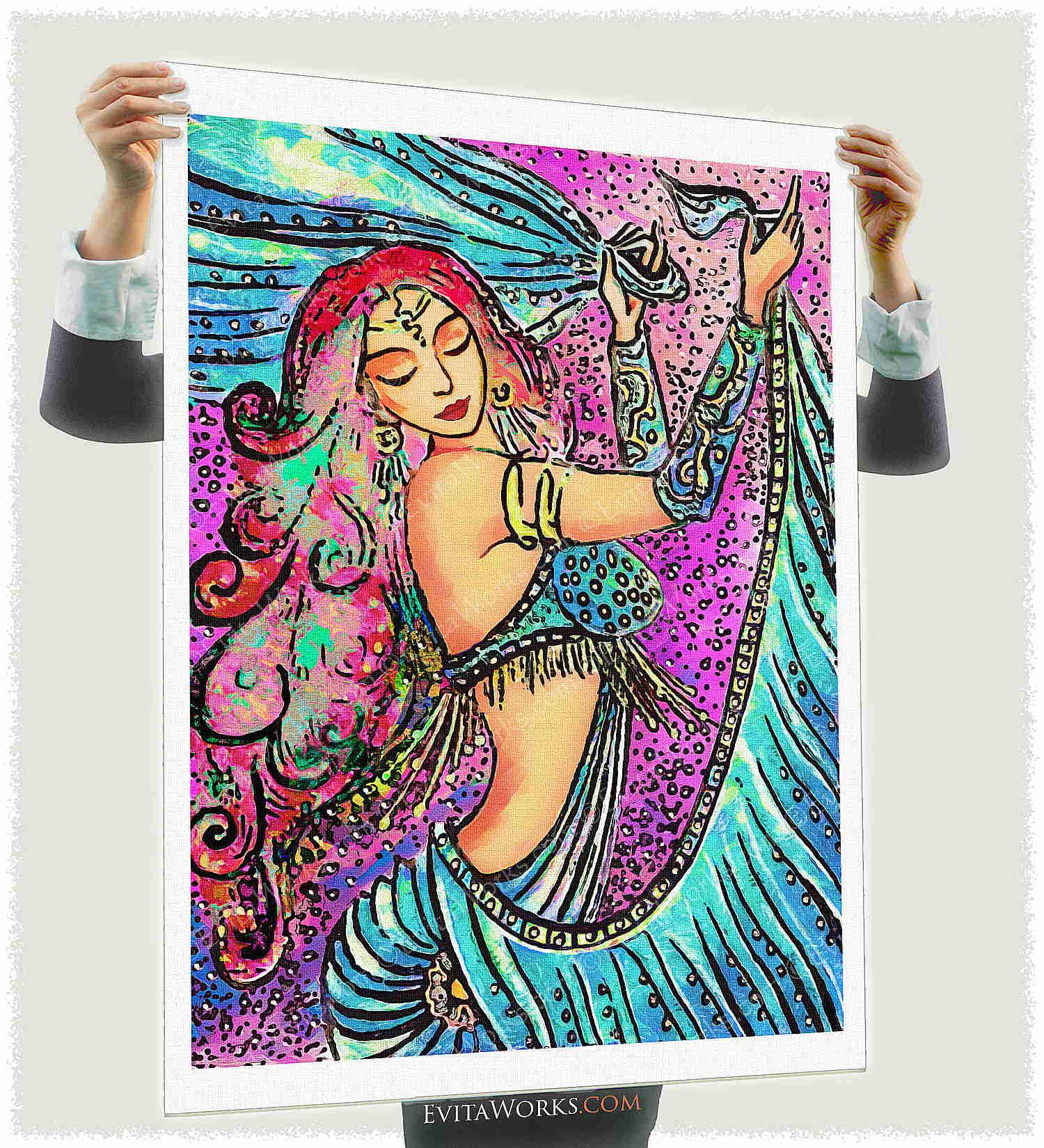 ao belly dancer 04 a1 ~ EvitaWorks