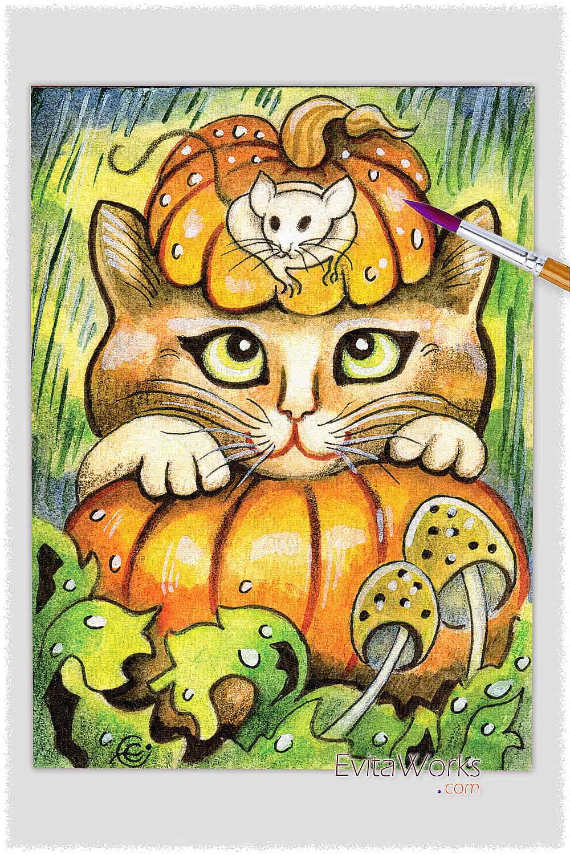 Cat 15 ~ EvitaWorks