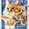 Cat 33 ~ EvitaWorks