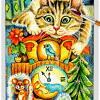 Cat 44 ~ EvitaWorks