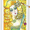 Cat Lady 03 ~ EvitaWorks
