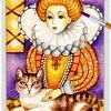 Cat Lady 05 ~ EvitaWorks