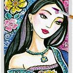 East Woman 26 ~ EvitaWorks