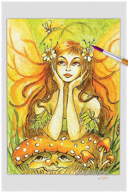Fairy 16 ~ EvitaWorks