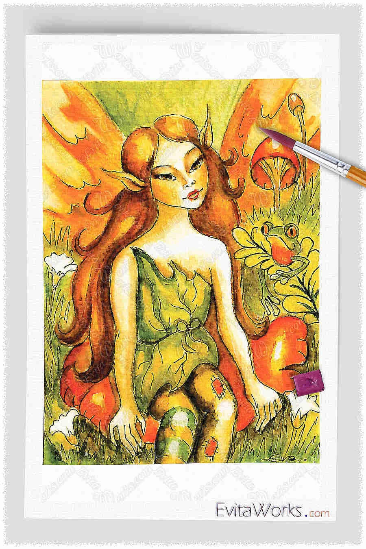 Fairy 22 ~ EvitaWorks