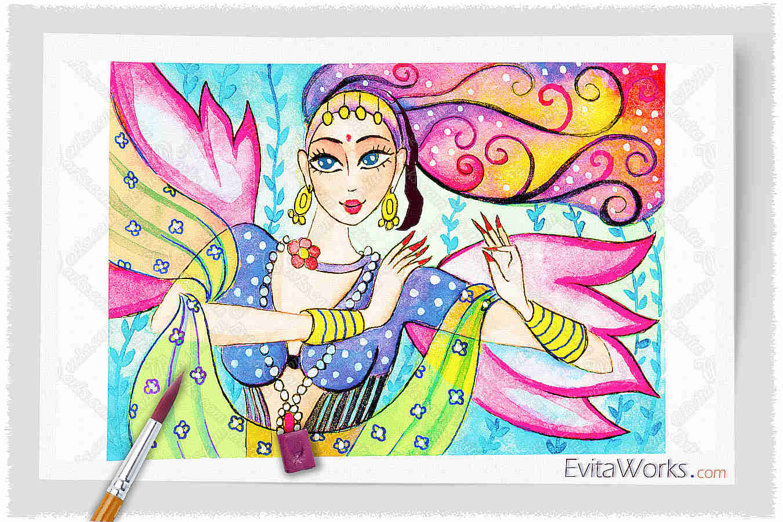 Fairy 55 ~ EvitaWorks
