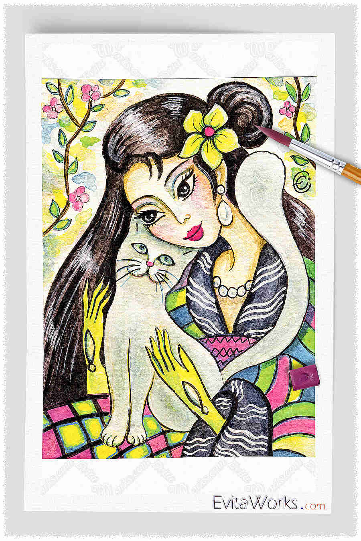 Geisha 31 ~ EvitaWorks