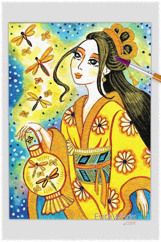 Geisha 44 ~ EvitaWorks
