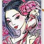 Geisha 73 ~ EvitaWorks