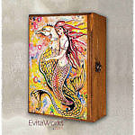 Mermaid 25 Boxlg ~ EvitaWorks
