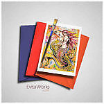 Mermaid 25 Card ~ EvitaWorks