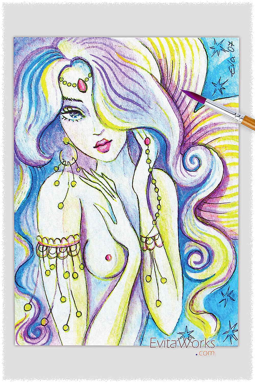 Mermaid 48 ~ EvitaWorks