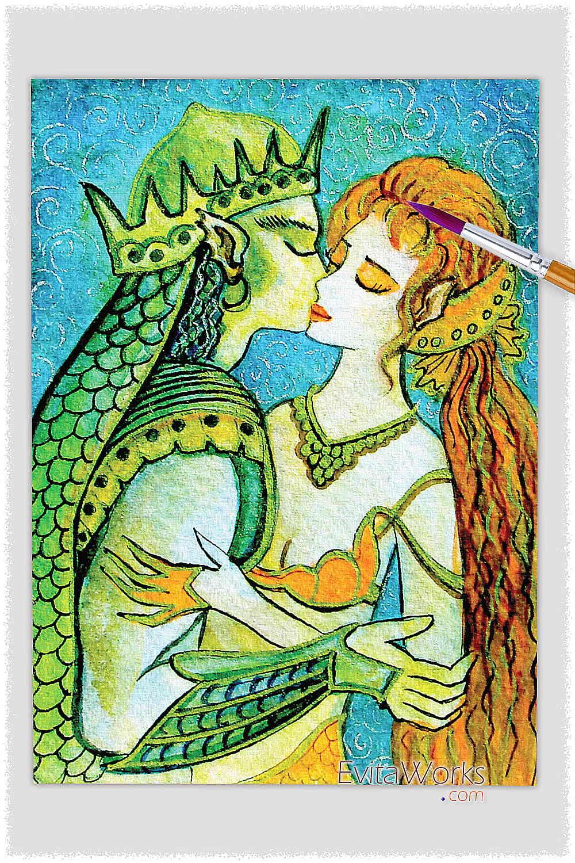 Mermaid 49 ~ EvitaWorks