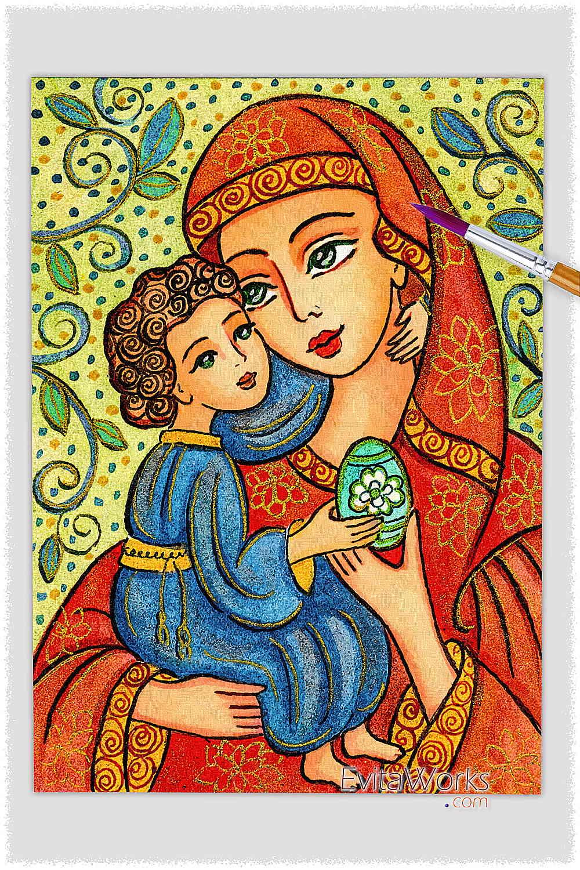 Mother Child 08 ~ EvitaWorks