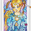 Parrot Lady 06 ~ EvitaWorks