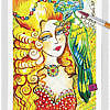 Parrot Lady 09 ~ EvitaWorks