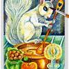 Squirrel 01 ~ EvitaWorks
