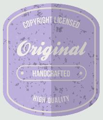 as copyright badge