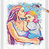 ea mother and child ~ EvitaWorks