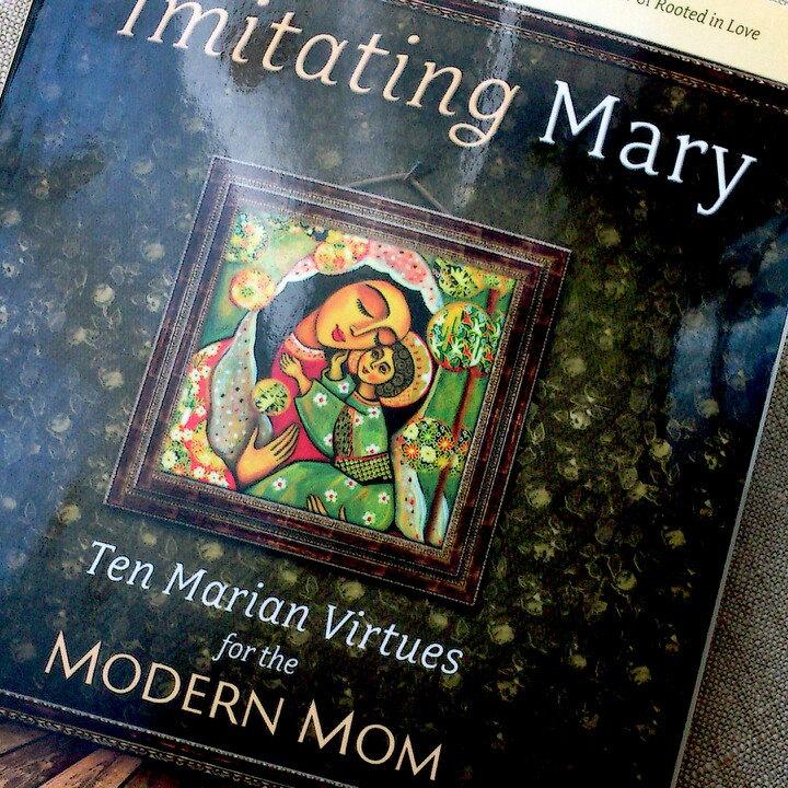 Book Imitating Mary ~ EvitaWorks