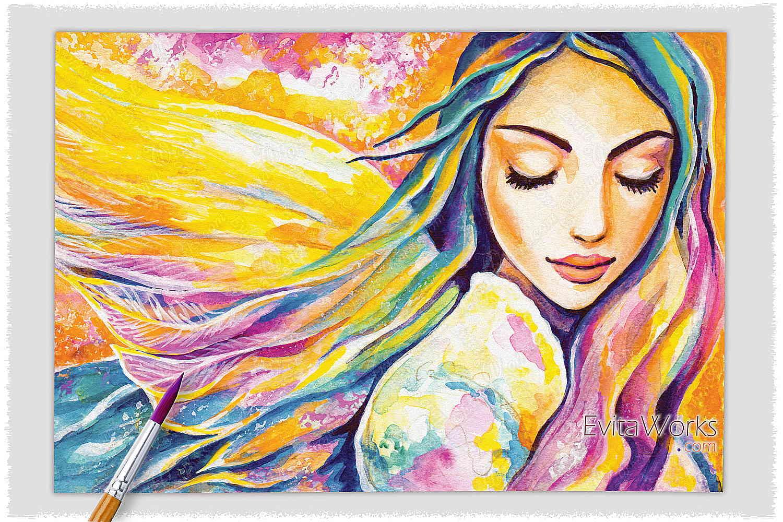 Angel 06 ~ EvitaWorks