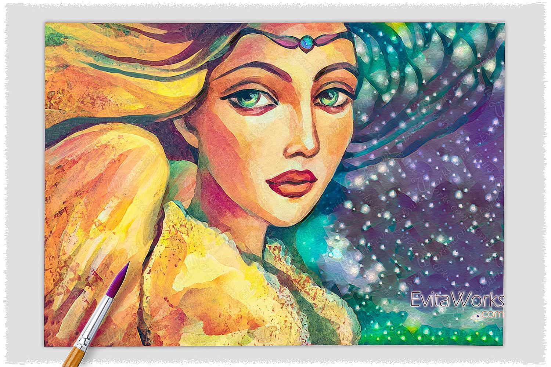 oa angel 07 ~ EvitaWorks