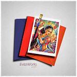 Belly Dancer 03 Card ~ EvitaWorks