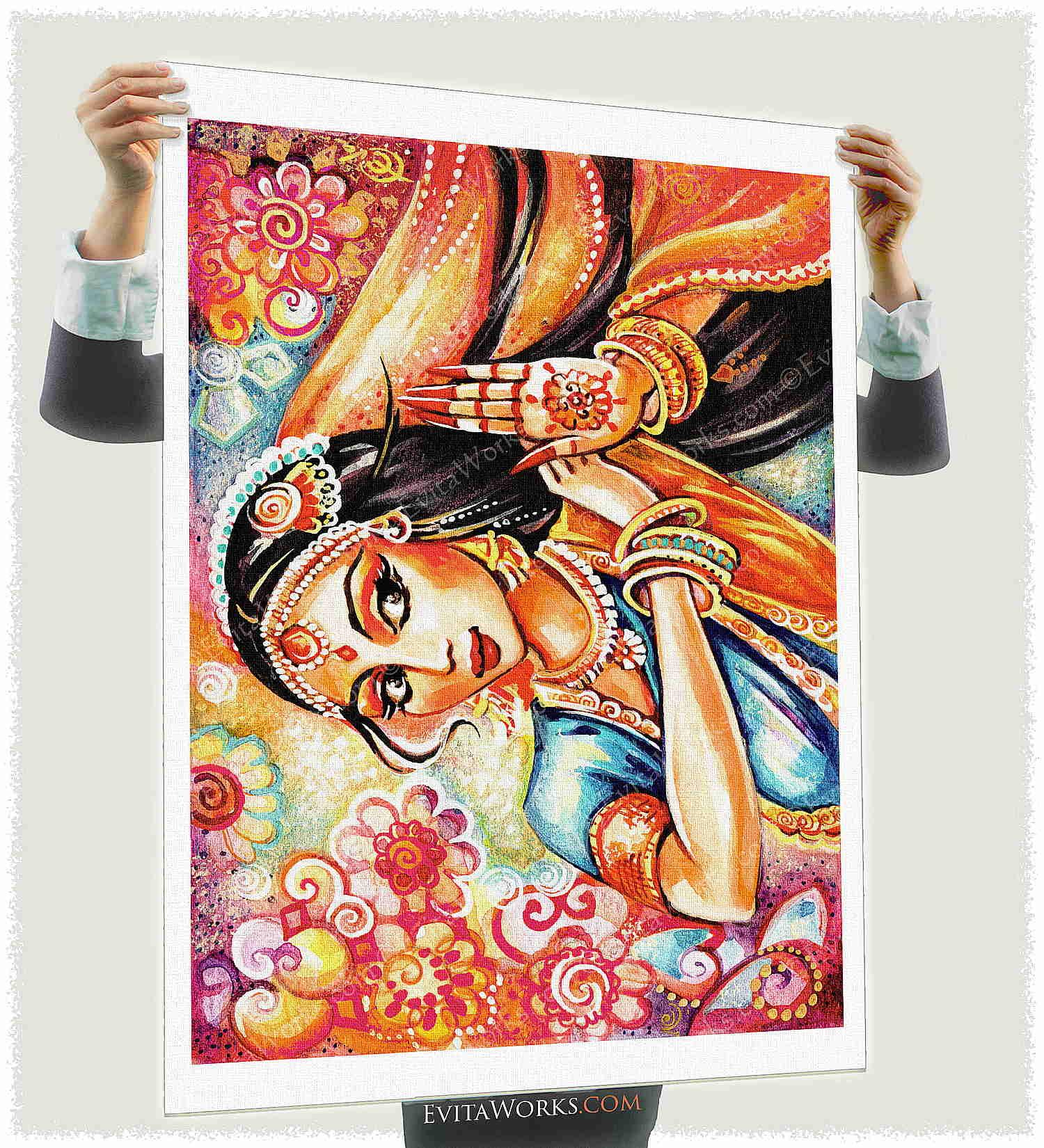 oa belly dancer 07 a1 ~ EvitaWorks