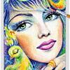 Exotic Visage 48 ~ EvitaWorks