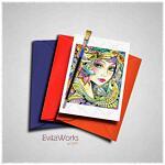Exotic Visage 53 Card ~ EvitaWorks
